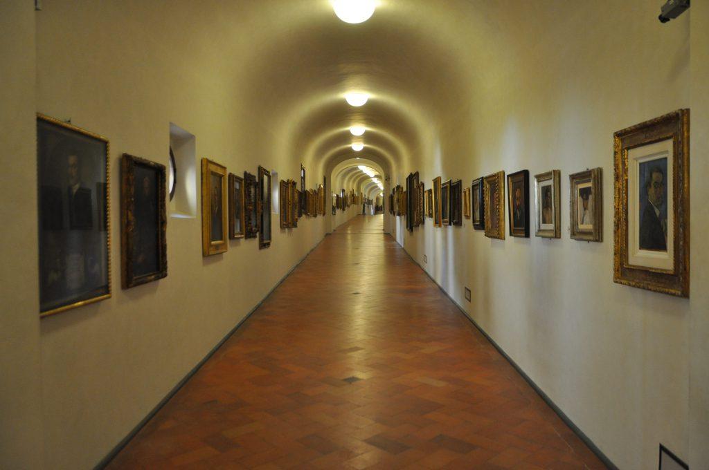 Vasari Corridor will change look when reopens in 2018