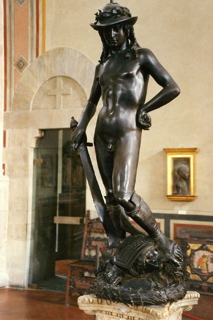 bargello-donatello-david