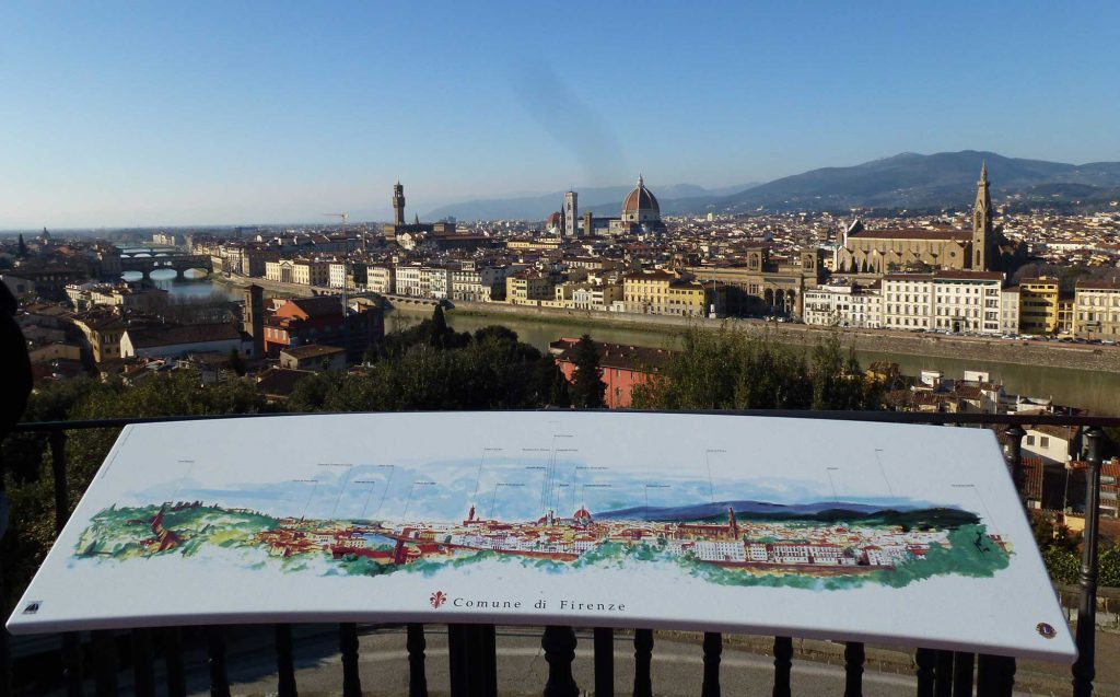 Romantic Suggestions for Magical Moments in Florence in February 2017