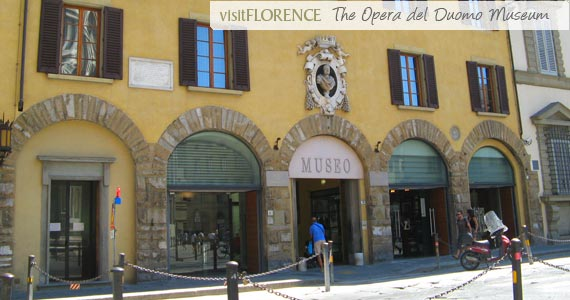 discover florence and the opera del duomo