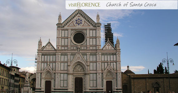 discover florence and santa croce church