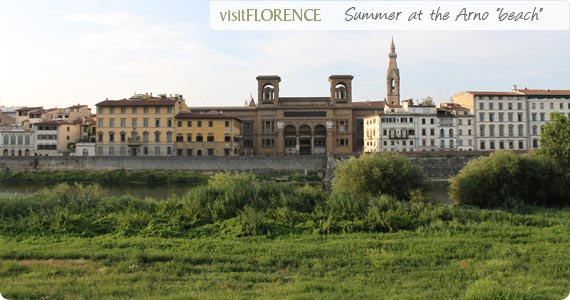 florence italy weather in june and july