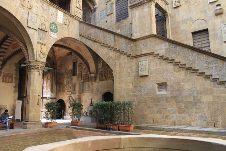 Bargello Courtyard special events