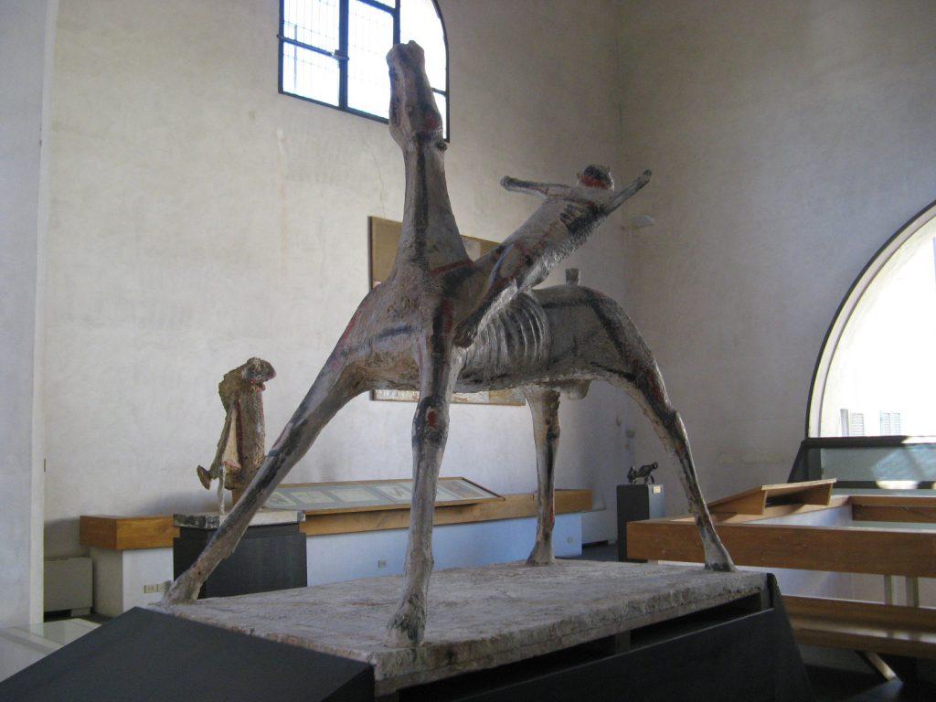 museo-marini-statua