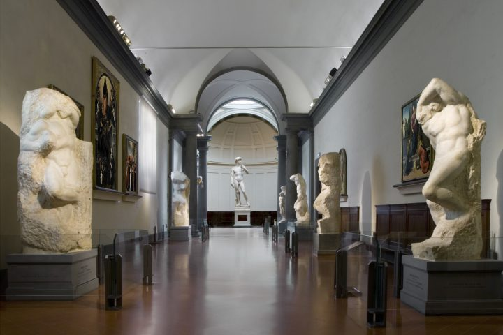 Visit Accademia Museum in Florence