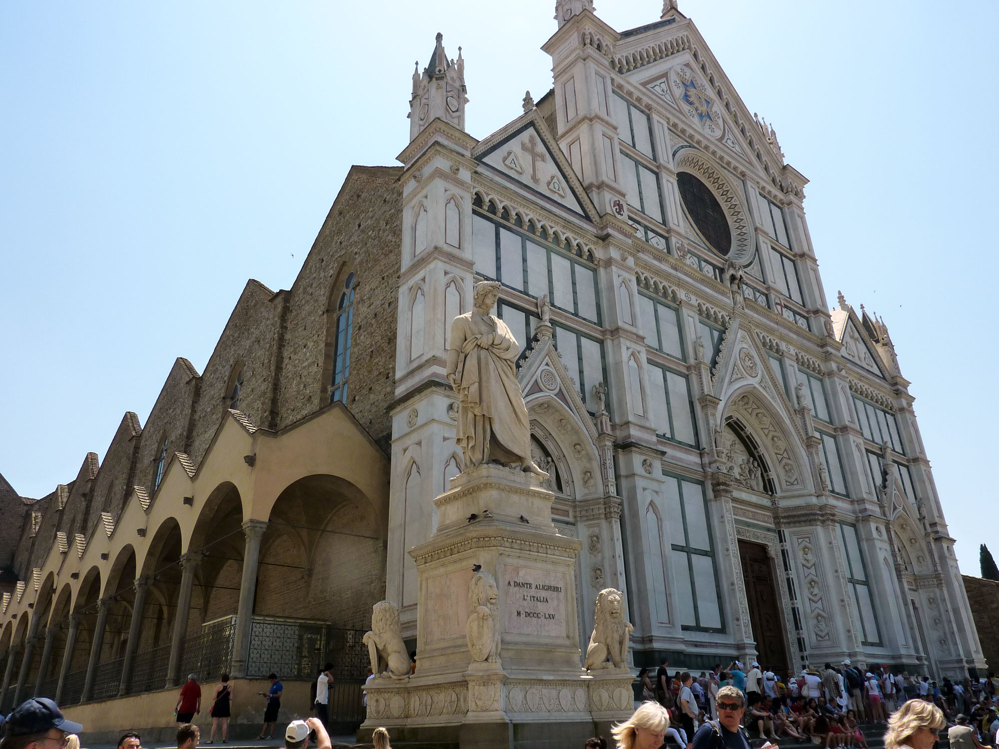 Death of tourist in santa croce leads to closure visit for Siti architetti famosi