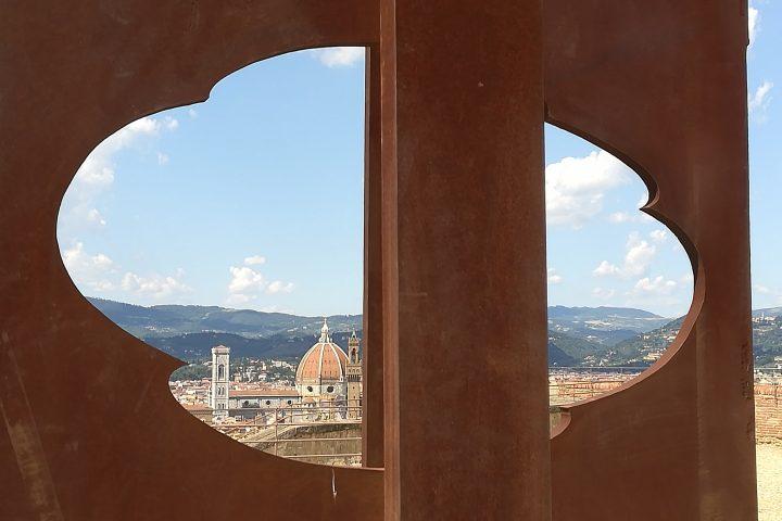 Fortezza di Belvedere & Eliseo Mattiacci