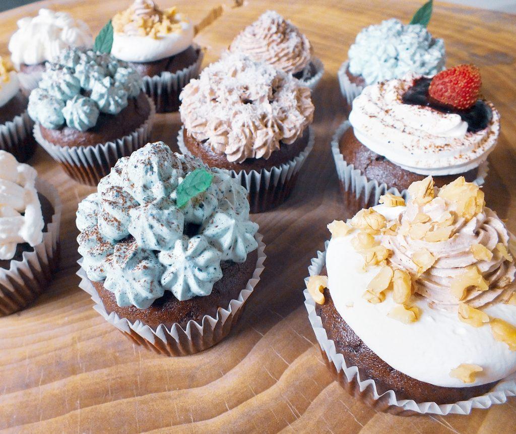 Deliziosi Cupcake Vegan