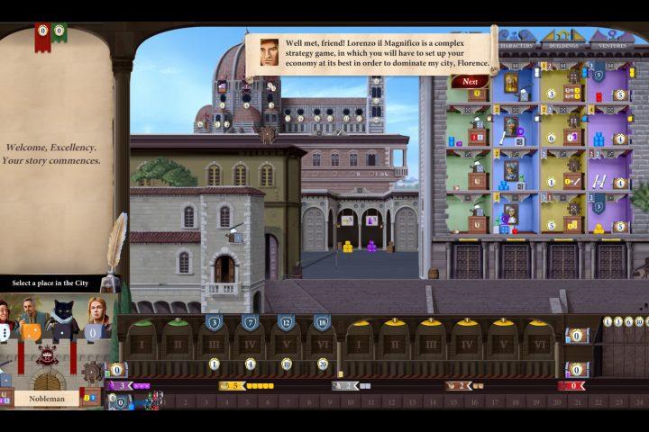 Lorenzo il Magnifico VideoGame