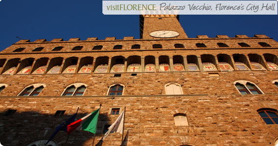 The Palazzo Vecchio Museum And Tower